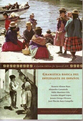 9780536473097: Gramatica Basica Del Estudiante De Espanol