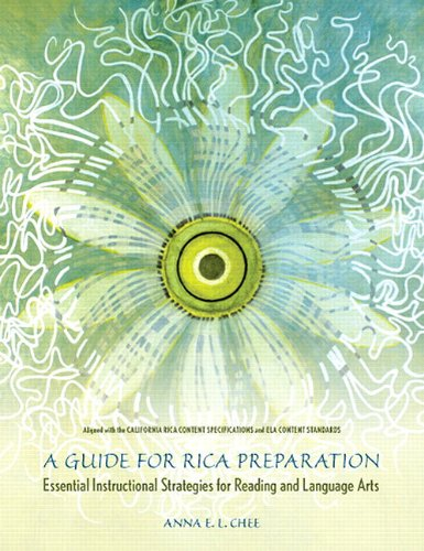 9780536484772 A Guide For Rica Preparation Essential Instructional