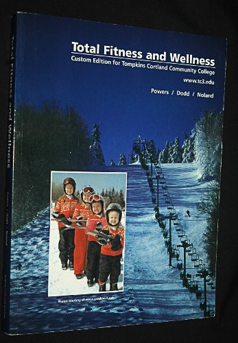 9780536488114: Total Fitness and Wellness (Custom Edition for Tompkins Cortland Community College)