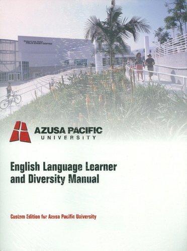 9780536489449: English Language Learner and Diversity Manual