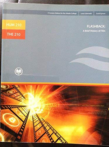 9780536503053: Flashback : A Brief History of Film : A Custom Edition for Rio Salado College