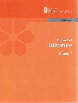 Prentice Hall Literature Grade 8 (Custom Edition): Kinsella, Vaughn, &