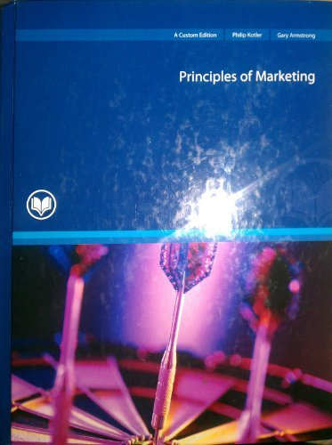 Principles of Marketing -- Twelfth 12th Edition: Philip; Armstrong, Gary