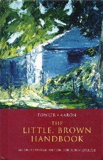 9780536510570: The Little Brown Handbook