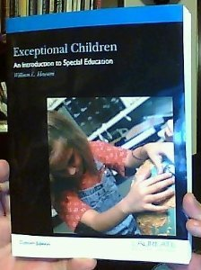 Exceptional Children - An Introduction to Special Education - Custom Edition (Laureate Education, ...