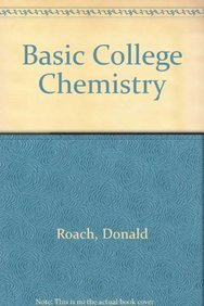 9780536580634: Basic College Chemistry
