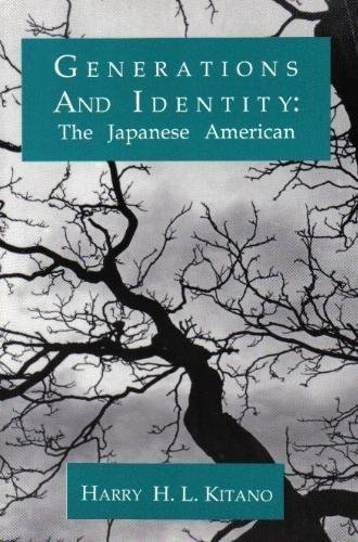 9780536583703: Generations and Identity: Japanese Americans
