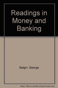 9780536589309: Readings in Money and Banking