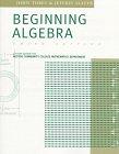 9780536589453: Beginning Algebra