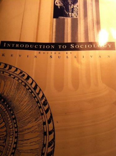 9780536590473: Introduction to Sociology (Simon & Schuster custom publishing)