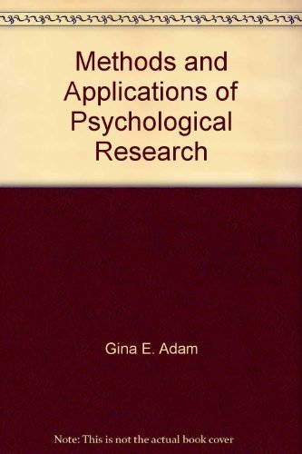 psychology applications Essays - largest database of quality sample essays and research papers on psychology application paper.