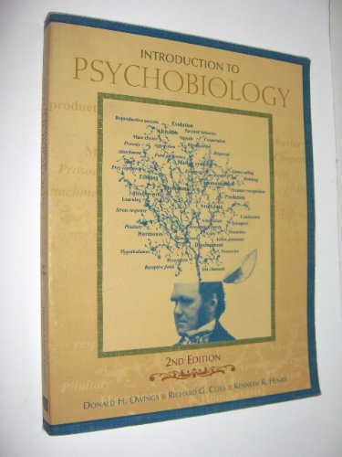 9780536600936: Introduction to Psychobiology