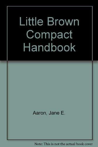 9780536607263: Little Brown Compact Handbook