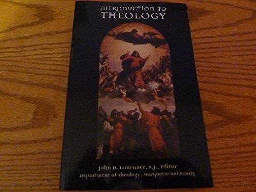 9780536610003: Introduction to Theology