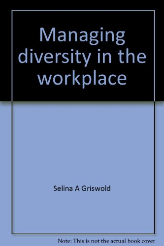 9780536612816: Managing diversity in the workplace: A practical approach