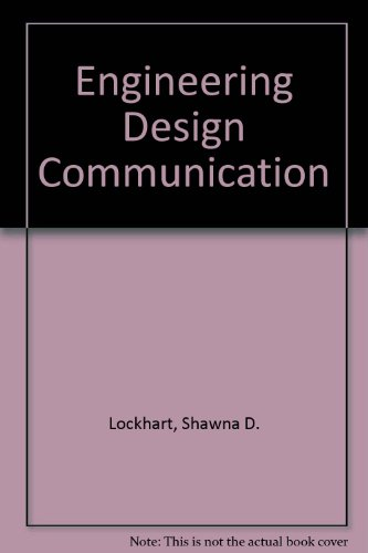 9780536612885: Engineering Design Communication