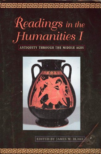 Readings in the Humanities I, Antiquity Through the Middle Ages