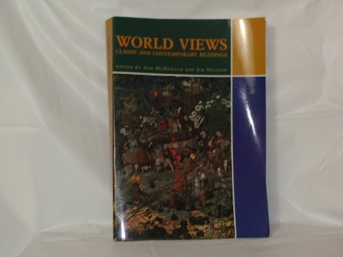 9780536614322: World Views - Classic and Contemporary Readings