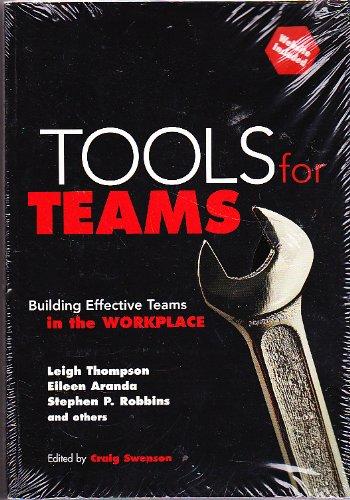 9780536617507: Tools for Teams: Building Effective Teams