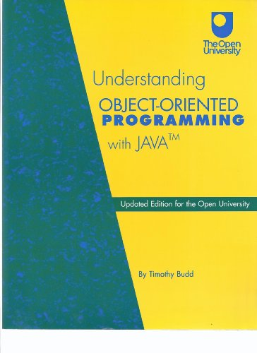 9780536623102: Understanding Object-Oriented Programming Using Java: Updated Edition