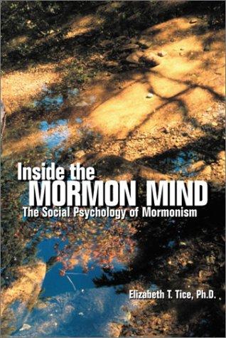 9780536628459: Inside the Mormon Mind