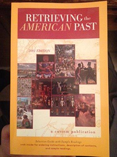Retrieving the American Past: Ellen M. Kuhl