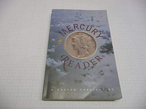 The Mercury Reader 2001: Kathleen Shine Cain,