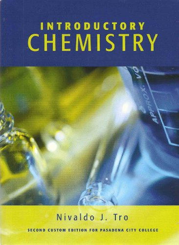 9780536647368: Introductory Chemistry (2nd Custom Edition for Pasadena City College)