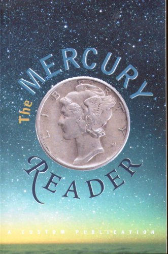 9780536648679: The Mercury Reader (ENG 121, Composition I)