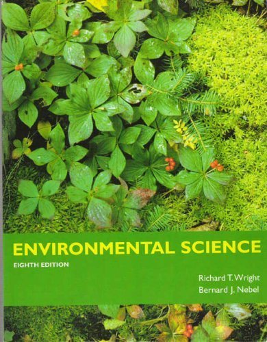 9780536665614: Environmental Science - Custom Edition