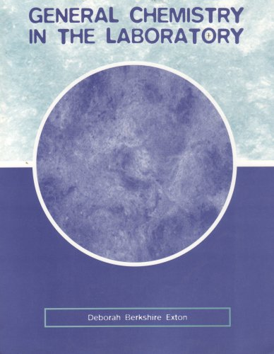 9780536665621: GENERAL CHEMISTRY IN THE LABORATORY