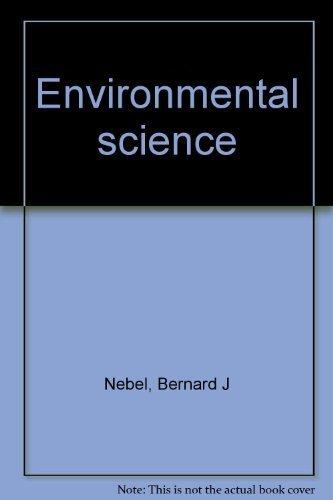 9780536672216: Environmental Science, 7th Edition