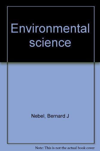 9780536672216: Environmental Science, 7th Edition