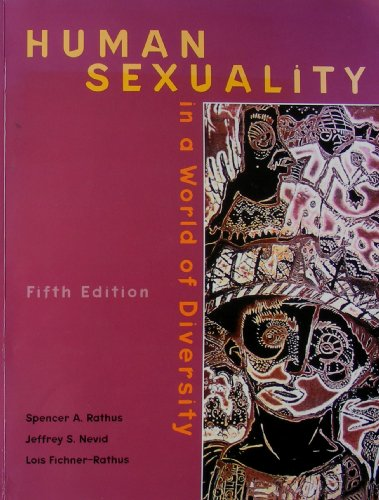 9780536673756: Human Sexuality in a World of Diversity