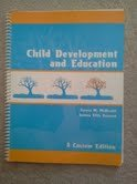 9780536678959: Child Development and Education
