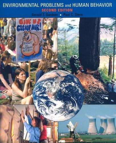 9780536686336: Environmental Problems and Human Behavior