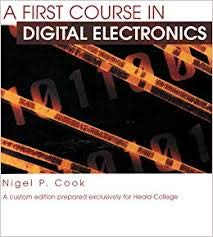 9780536688323: A First Course in Digital Electronics