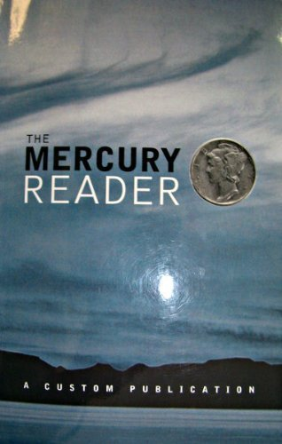9780536691750: The Mercury Reader