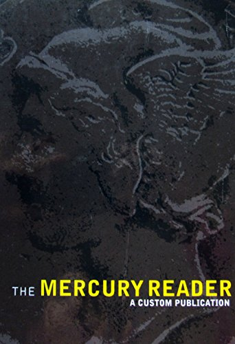 The Mercury Reader a Custom Publication Estrella: Williams