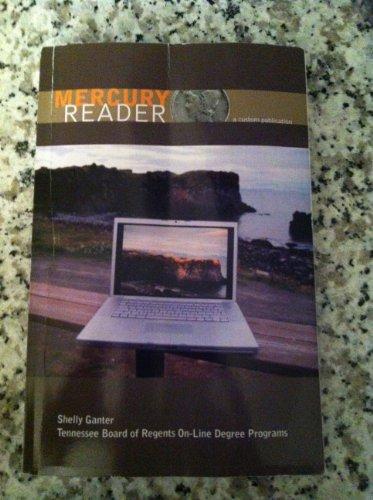 The Mercury Reader: Ganter, Shelly