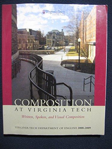 Composition: Written, Spoken and Visual Composition (Virginia: Kelly Belanger, Elisabeth