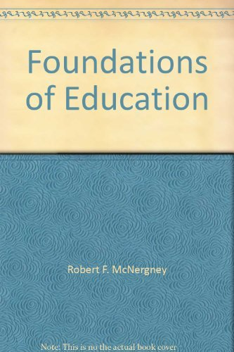 9780536700131: Foundations of Education