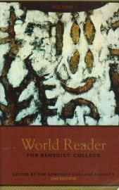 World Reader For Benedict College (Volume 1)