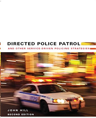 9780536704450: Directed Police Patrol and Other Service-Driven Policing Strategies