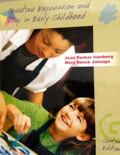 9780536704641: Creative Expression and Play in Early Childhood