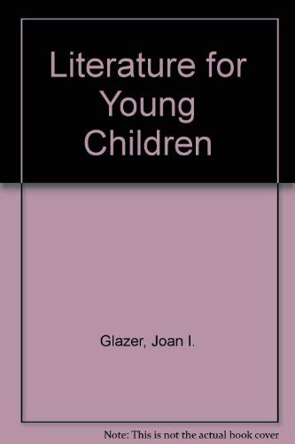 9780536704665: Literature for Young Children