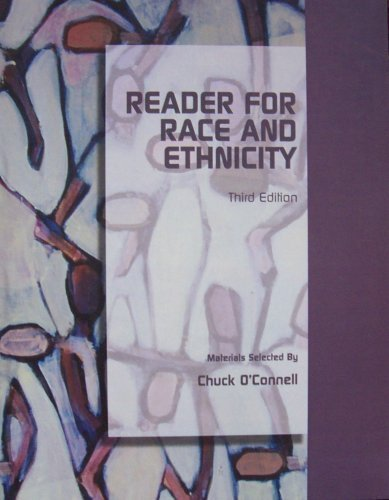 9780536706997: Reader for Race and Ethnicity