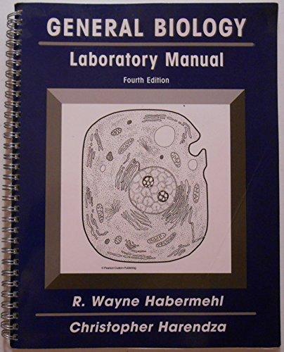 9780536726452: Title: GENERAL BIOLOGY-LAB.MANUAL