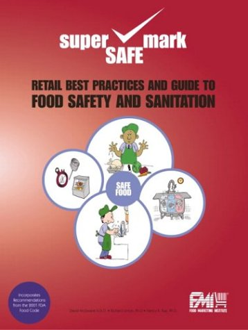 9780536727428: Retail Best Practices and Guide to Food Safety and Sanitation