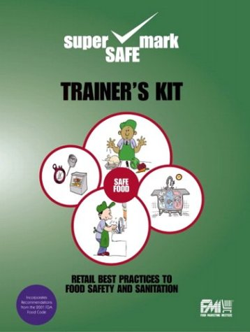 Retail Best Practices Food Safety and Sanitation Trainer's Kit (0536727457) by [???]